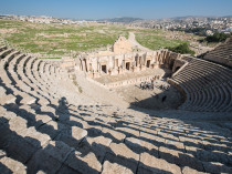 Jerash - Amphithéâtre