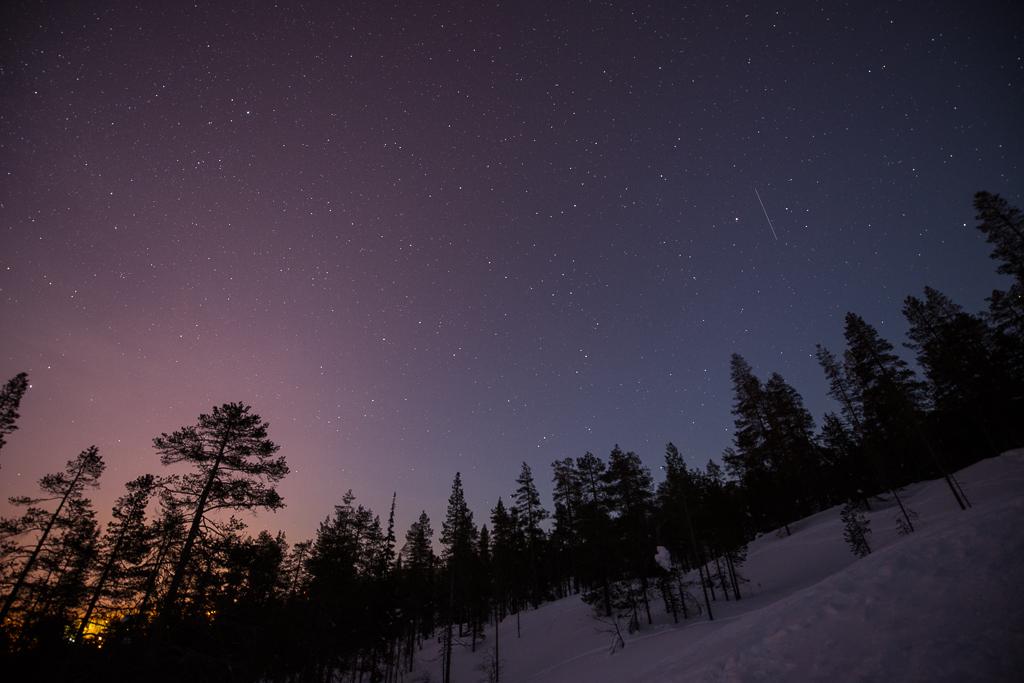 Ciel lapon - Finlande