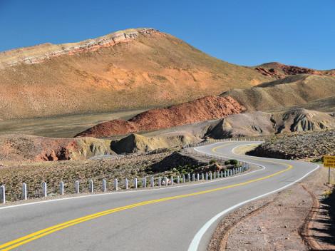 Quebrada Humahuaca - Argentine