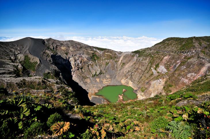 Volcan Irazu - Costa Rica