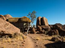 Chambre au Mowani Mountain Camp - Twyfelfontein (Namibie)