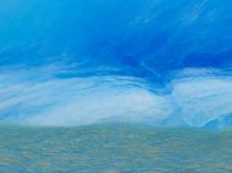 Iceberg sur le Lago Argentino en Patagonie - Argentine