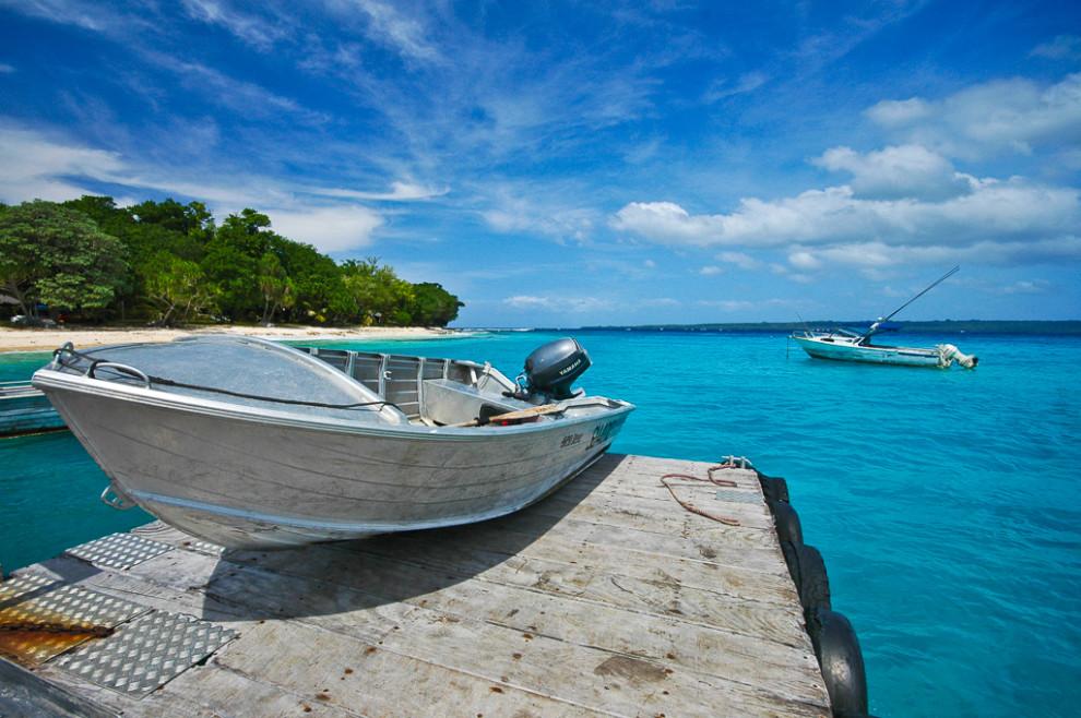 Bokissa Island - Vanuatu