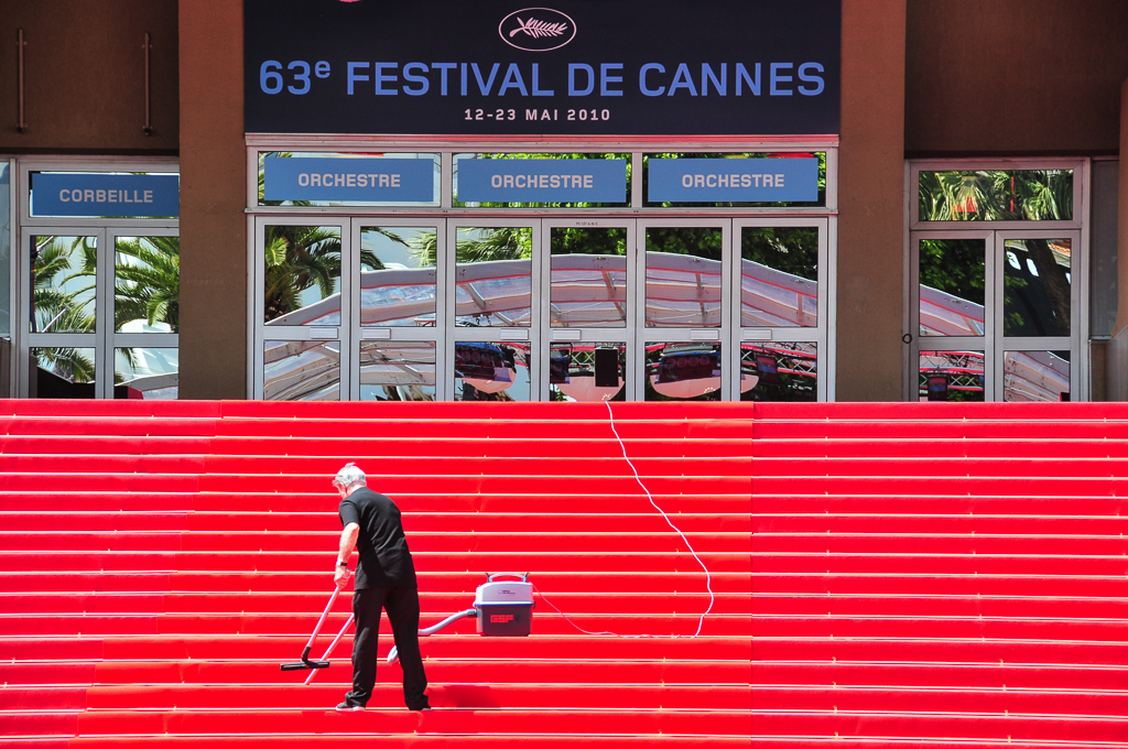 festival de cannes l'envers du decor