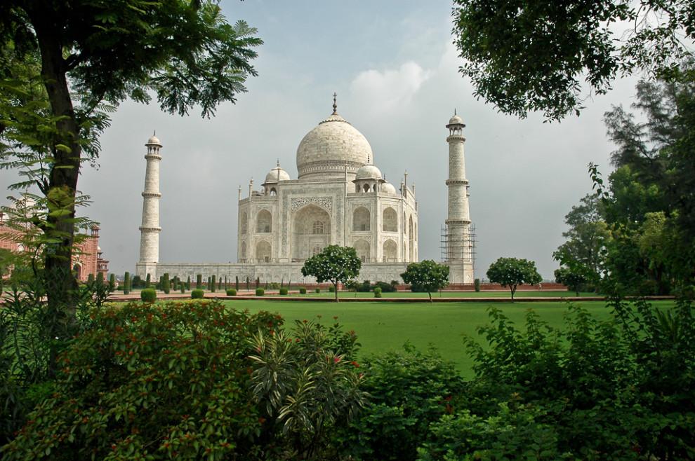 Taj Mahal - Agra (Inde)