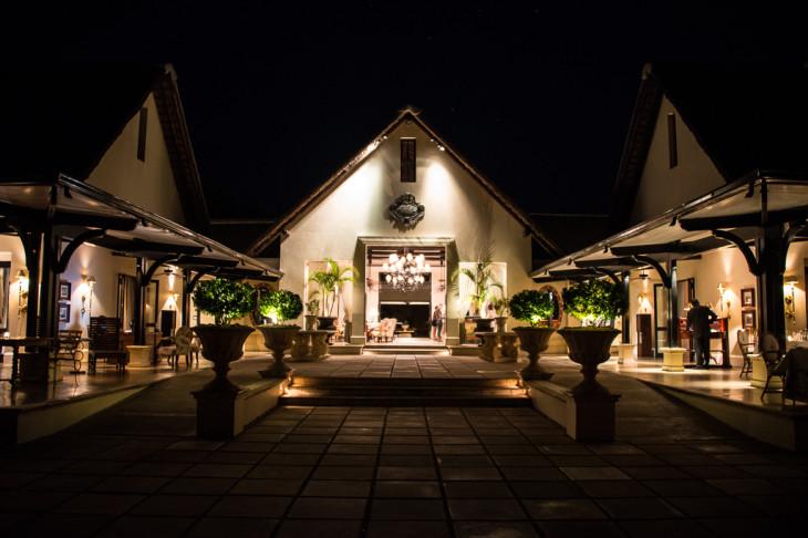 Royal Livingstone Hotel - Chutes Victoria (Zambie)