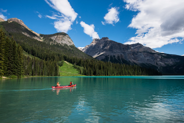 Emerald Lake - Yoho National Park (Canada)