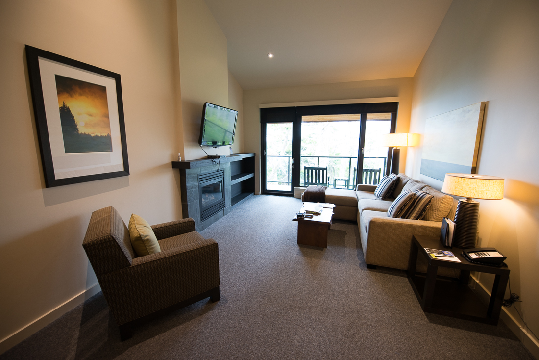 Black Rock Oceanfront Resort Ucluelet Chambre