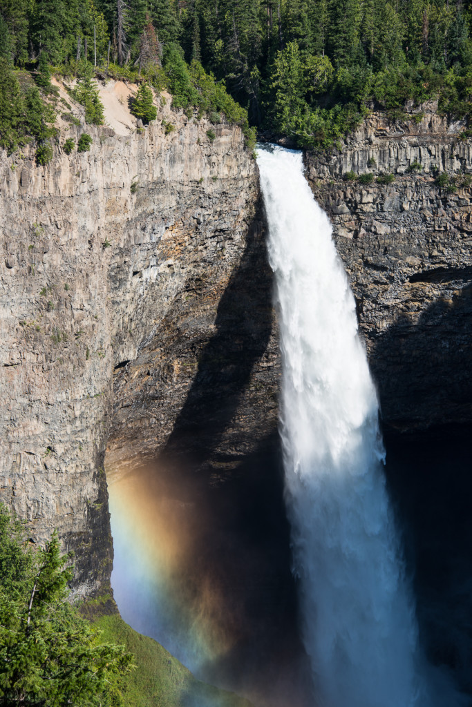 Helmcken Falls - Wells Gray Clearwater