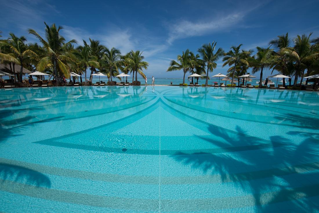 Hotel Paradis Ile Maurice Piscine