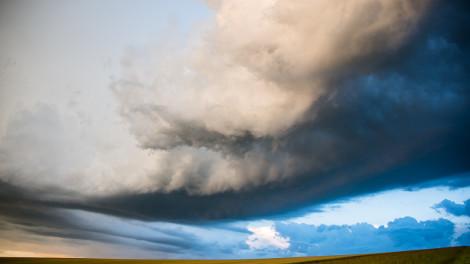 Nuage d'orage - Eure-et-Loir
