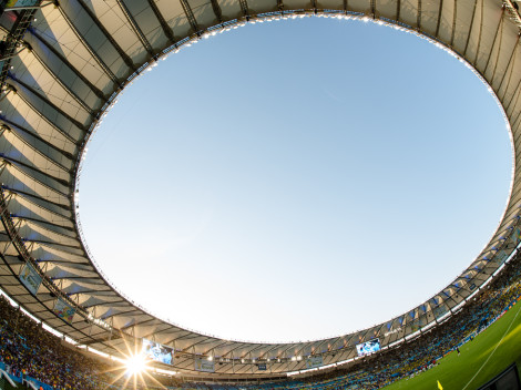 bresil coupe du monde maracana