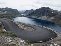 Route de Dalsnibba - Norvège