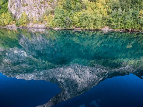 Naeroyfjord - Norvège
