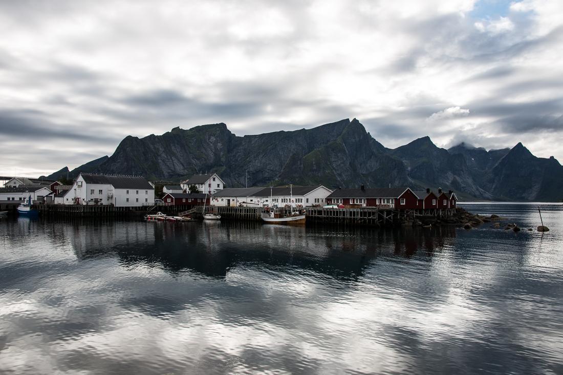 A - îles Lofoten - Norvège