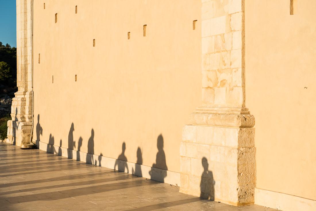 Convento di Santa Maria della Croce scicli sicile