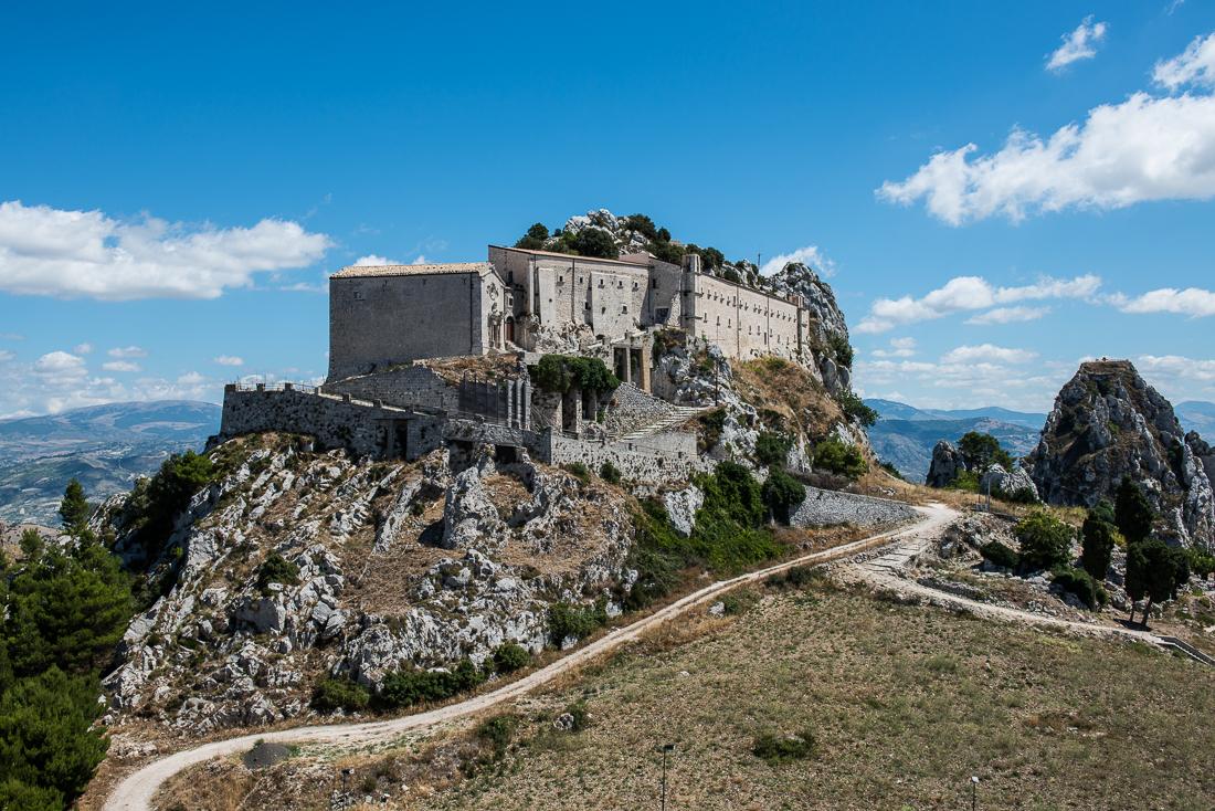 couvent San Pellegrino caltabellotta sicile