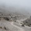 Kilimandjaro – Into the mist
