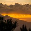 Kilimandjaro – Sunset over Mount Meru