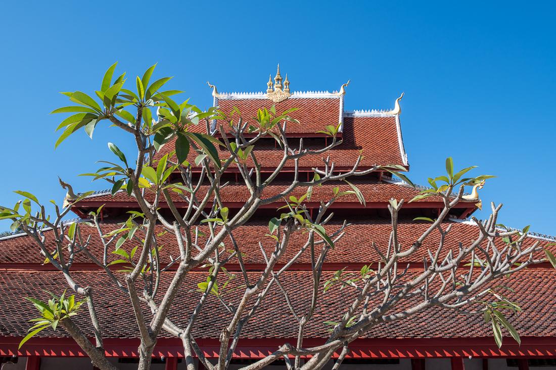 Laos Temple à Luang Prabang