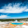 Yellowstone – Grand Prismatic Basin