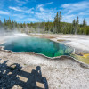 Yellowstone – West Thumb Geyser Basin