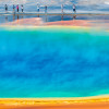 Yellowstone – Prismatic beach