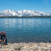 Grand Teton – Fish eye