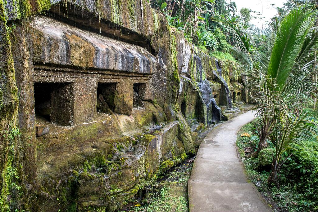 gunung kawi temple bali ubud indonesie